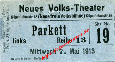 Neues Volks Theater
